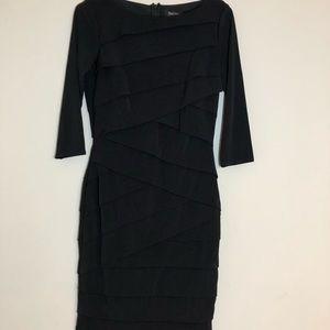 White House Black Market black market dress